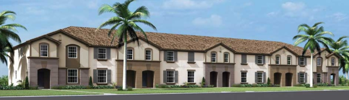 Casas Germinadas Townhomes - Windsor at Westside Resort